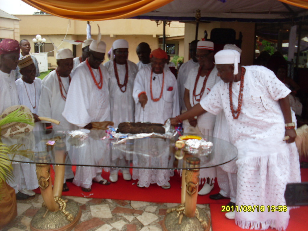 Asagba Of Asaba: I Am A Proud Igbo Son – Asaba  Delta State